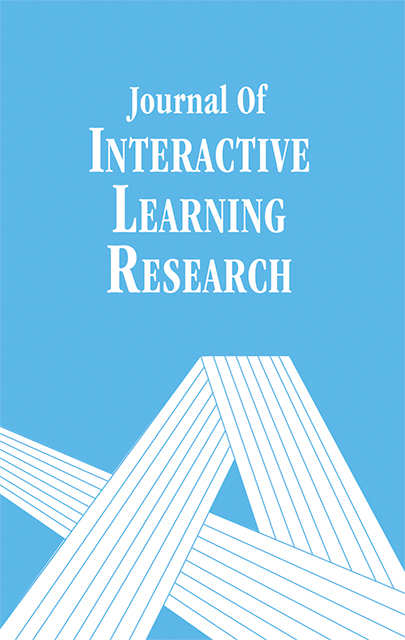Journal of Interactive Learning Research 30:1 Published on LearnTechLib